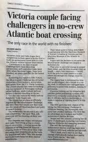 discover 2017 by times colonist autonomous boat featured in today s times colonist angus adventures