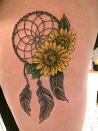 all the best gorgeous sunflower tattoo designs tattoos