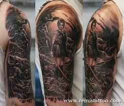 black grey tattoostattoovoorbeeld bow wow tattoos