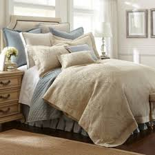 Beige Comforter Buy Blue Beige Bedding Set From Bed Bath U0026 Beyond