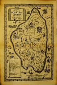 map of mackinac island map of mackinac island 200