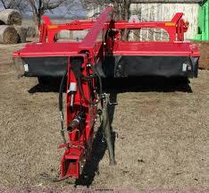2010 massey ferguson hesston 1372 12 u0027 rotary discbine mower