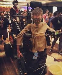 Mad Max Costume Disabled Student Owns Mad Max Cosplay Earns Forever Place In