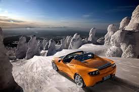 electric cars during winter ecomento com