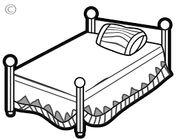 Make The Bed In Spanish Beds Images