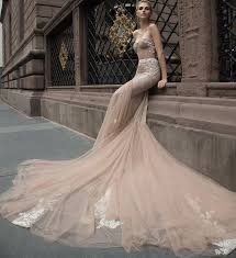 coloured wedding dresses coloured wedding gowns when white just isn t enough easy weddings