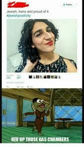 Jewish Meme - follow jewish trans and proud of it ewishpositivity etweets li 2 20