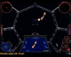 let u0027s play tie fighter entry 7 all by maaahseeelf space