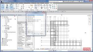 revit 2014 create new ceiling plans selection filter copy paste