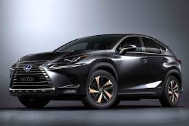 youtube lexus nx 300h 2018 lexus nx gets a refresh in shanghai motor trend