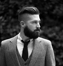 haircuts with beards 50 hairstyles for men with beards masculine haircut ideas