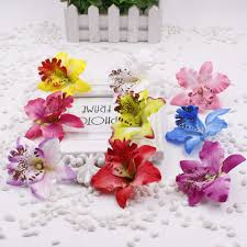 Decorative Flowers For Home by Online Get Cheap Fake Orchids Aliexpress Com Alibaba Group