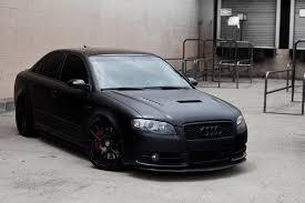 black audi s4 matte black audi s4 the exact car i plan on building cept