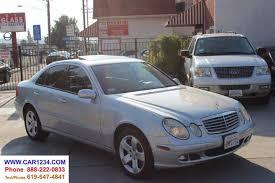 2006 mercedes e class 2006 mercedes e class e 500 4dr sedan in el cajon ca car