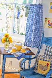 country kitchen curtains best of best 25 blue kitchen curtains