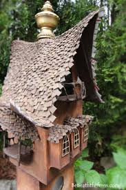 fairy house pictures the tower beneath ferns fairy gardens house miniature scale tower beneath the ferns close