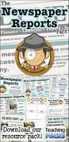 4th grade book report sample best 25 report writing ideas on pinterest information report enhance your children s newspaper report writing skills with this fantastic collection of teaching activity and