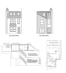 best terraced house plans uk gallery 3d house designs veerle us end of terrace semi detached south london lofts