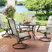 Patio Set With Reclining Chairs Design Ideas Magnificent Outdoor Table And Chairs Set Of Patio Furniture