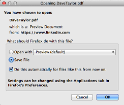 Print Resume From Linkedin Export Linkedin Profile As A Pdf Resume Ask Dave Taylor