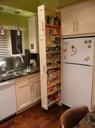 creative narrow kitchen cabinet on a budget excellent and narrow