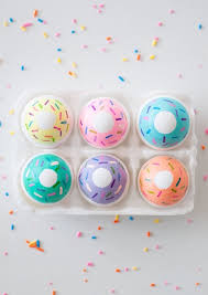 easter eggs decorated pictures 16 sweet dessert inspired easter egg decorating ideas brit co