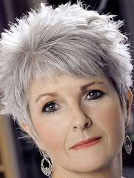 short hair cuts for mature women hair style and color for woman