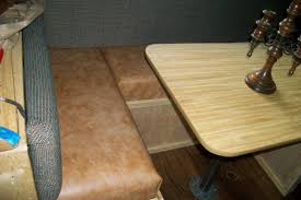 Leather Bench Seat Cushions Leather Bench Cushions Home Design Inspirations