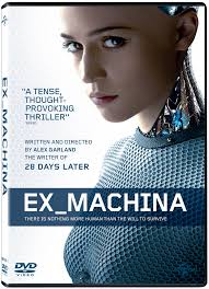 Ex Machina Explained by From Pantperthog To Knockando