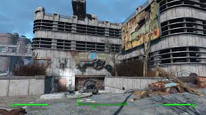 fallout 4 unmarked parking lot maze guide walkthroughs the