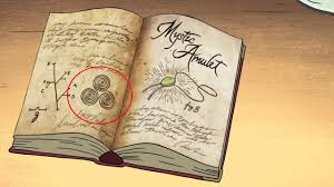 revenge symbolism gravity falls conspiracies