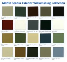 Williamsburg Paint Colors | pratt lambert colonial williamsburg paint colors