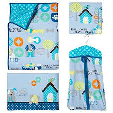 Puppy Crib Bedding Sets Puppy 6pc Crib Bedding Set Baby