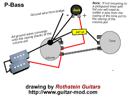 bass guitar wiring diagram 2 pickups efcaviation com