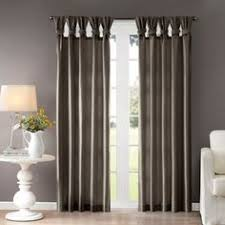 Hanging Curtains High Decor Bright Living Room Before And After It U0027s Amazing How Hanging