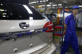 byd predicts ambitious china shift to electric cars by 2030