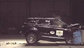 crash test siege auto 2013 2012 range rover evoque 5 from ncap