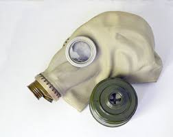 Halloween Gas Mask Costume Gas Mask Etsy