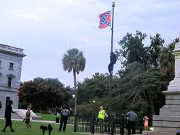 Flag Sc Woman Removes Confederate Flag In Front Of Sc Statehouse Tbo Com