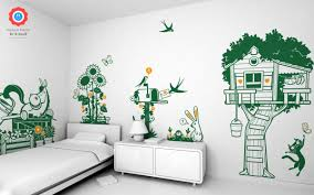 tree house wall decal for decorating your children s walls tree hut kids wall decals