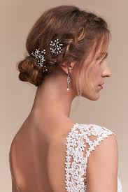 wedding hair accessories bridal hair combs hair pins hair bhldn