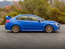 2017 subaru impreza hatchback wrx new 2017 subaru wrx sti price photos reviews safety ratings