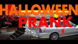 halloween prank youtube