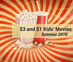 3 movies penn cinema summer kids camp