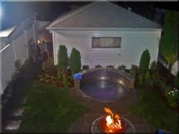 Backyard Crashers Application Yard Crashers Diy Chicago Hgtv Fire Pit Burning Water