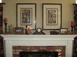 eclectic fireplace mantel decor u2014 decor trends contemporary