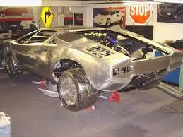 build a lamborghini kit car builds lamborghini countach replica from scratch in his