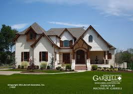 european country home plans