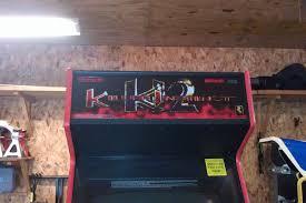 killer instinct arcade cabinet killer instinct 2 deconversion solid orange