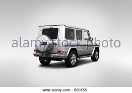 2009 mercedes g550 2009 mercedes g class g550 in silver drivers side profile